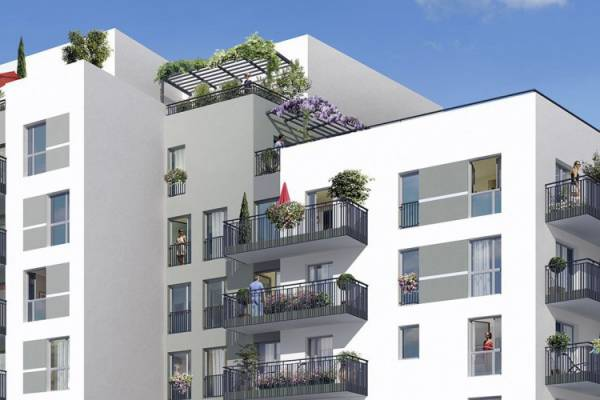 LYON 8EME - Immobilier neuf
