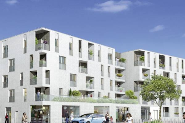LILLE - Immobilier neuf