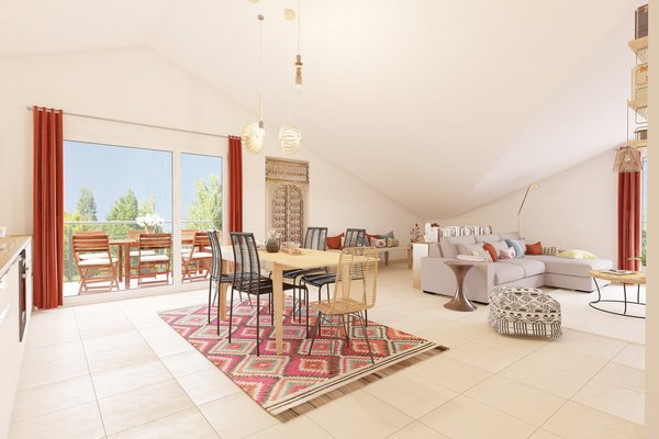 seixo habitat annonces immobilieres bayonne 64 vente. Black Bedroom Furniture Sets. Home Design Ideas