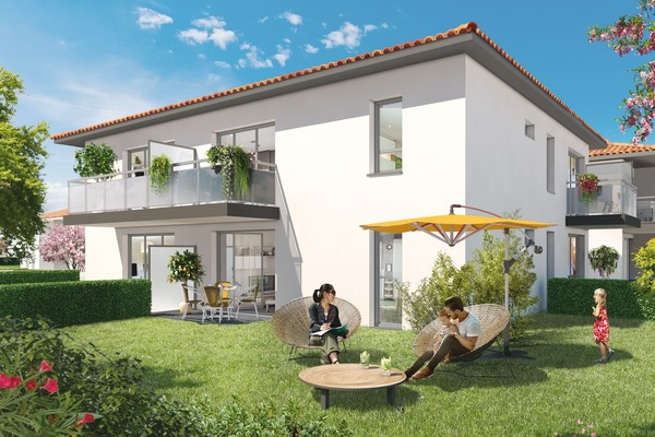 TOULOUSE - Immobilier neuf