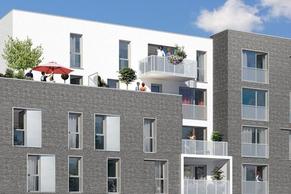 WATTRELOS - Immobilier neuf