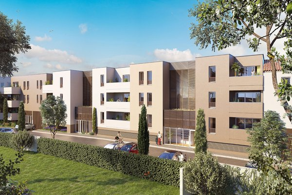 CANDILLARGUES - Immobilier neuf