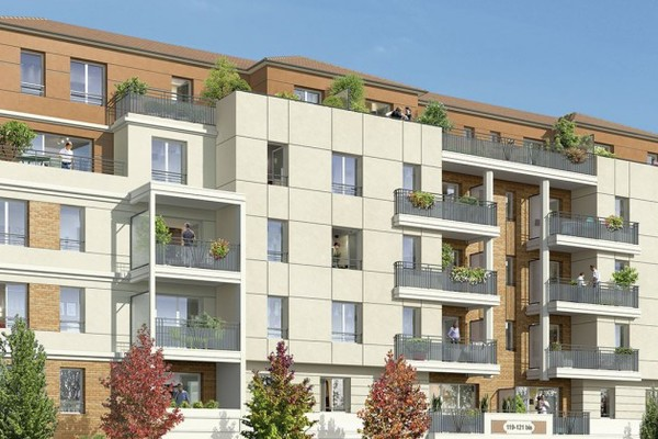 NEUILLY SUR MARNE - Immobilier neuf