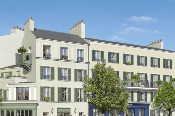 SERRIS - Immobilier neuf