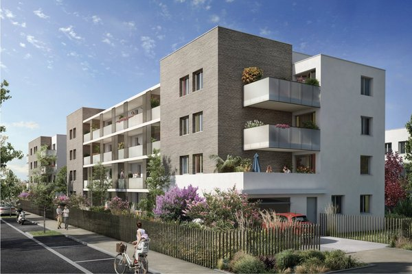 COLOMIERS - Immobilier neuf