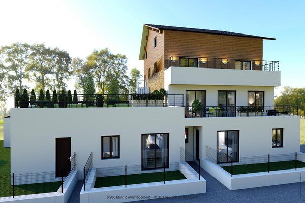 ST-CERGUES - Immobilier neuf