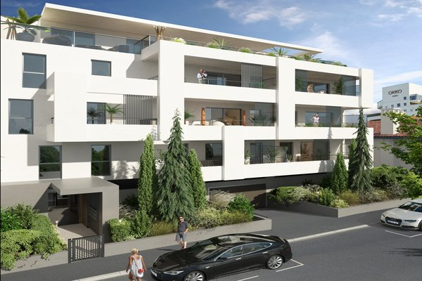 BAYONNE - Immobilier neuf