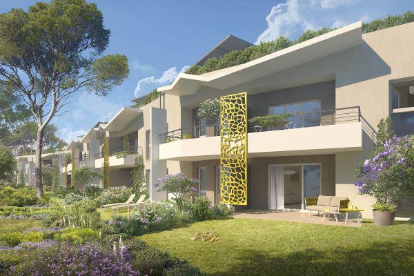 VALBONNE - Immobilier neuf