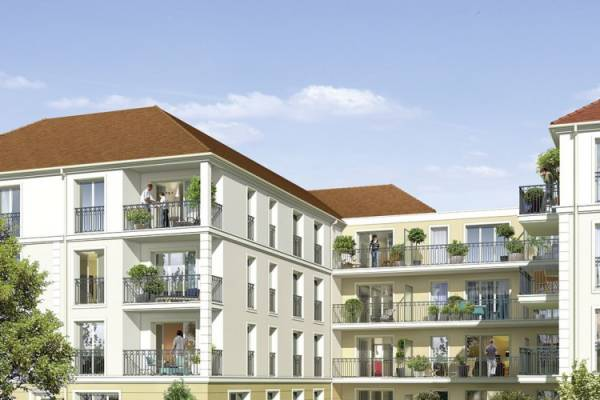 CLAYE SOUILLY - Immobilier neuf