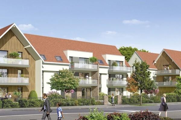 LIPSHEIM - Immobilier neuf