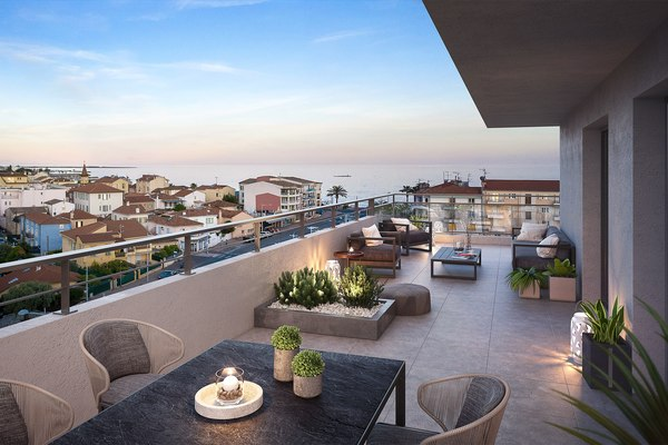 CAGNES-SUR-MER - Immobilier neuf