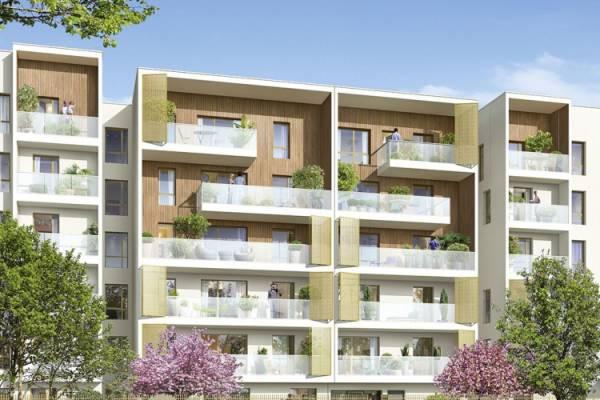 VILLEURBANNE - Immobilier neuf