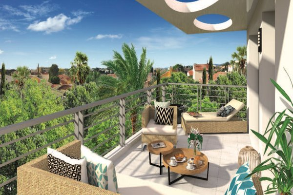 SIX-FOURS-LES-PLAGES - New properties