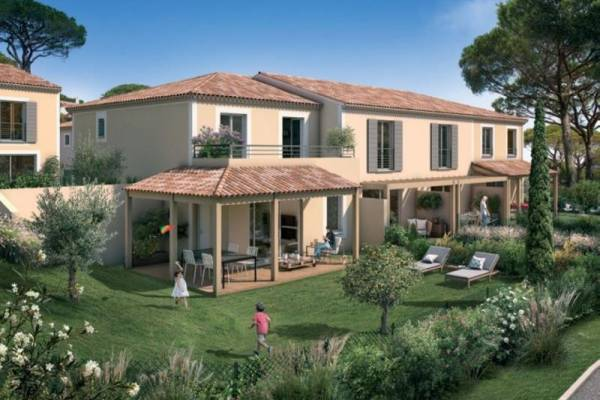 STE-MAXIME - Immobilier neuf