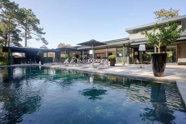 SEIGNOSSE - Annonce Maison à louer9 pièces - 650 m²