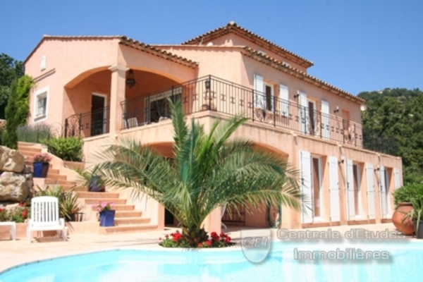 LES ADRETS-DE-L'ESTÉREL - Annonce Maison à vendre5 pièces - 185 m²